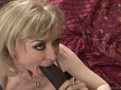 Nina Hartley is a good looking