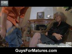 Ninette&Robin nasty mature movie